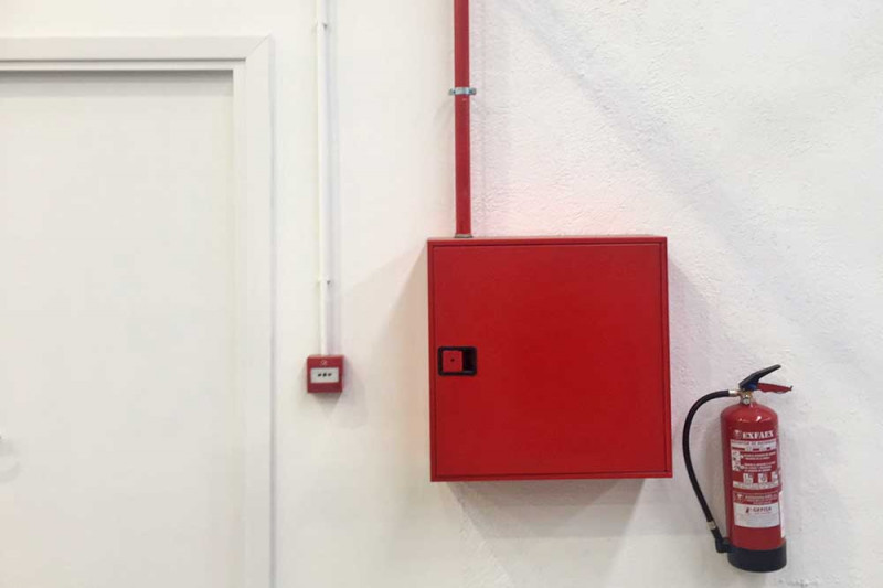 Proyecto de instalaciones de seguridad y prevención contra incendios